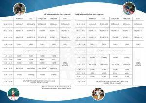 Yaz-Spor-Kurslari-Ders-Programi
